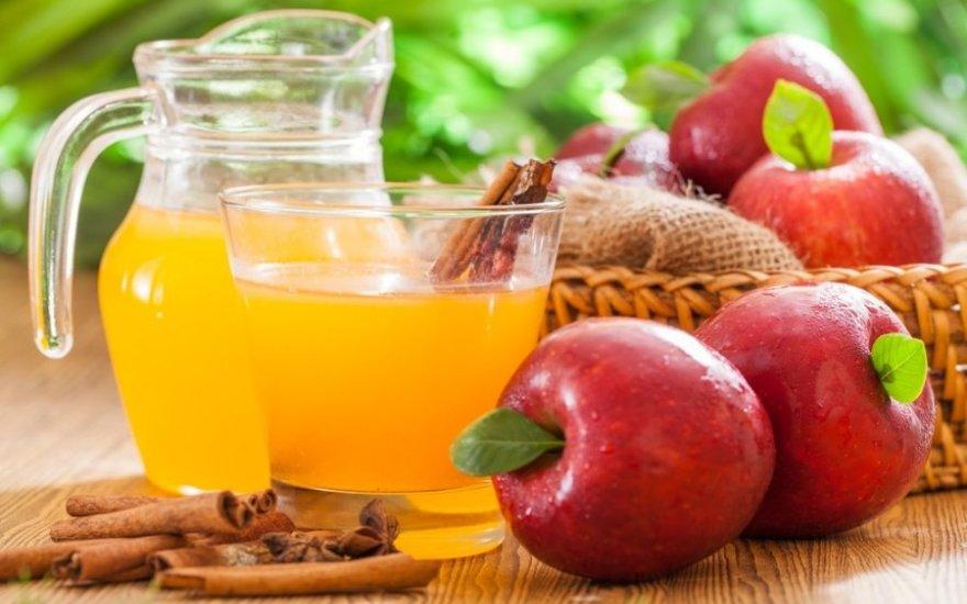 яблочный уксус с корицей для похудения отзывы