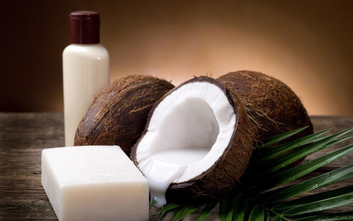 появлением кокосовое масло красивая картинка честь