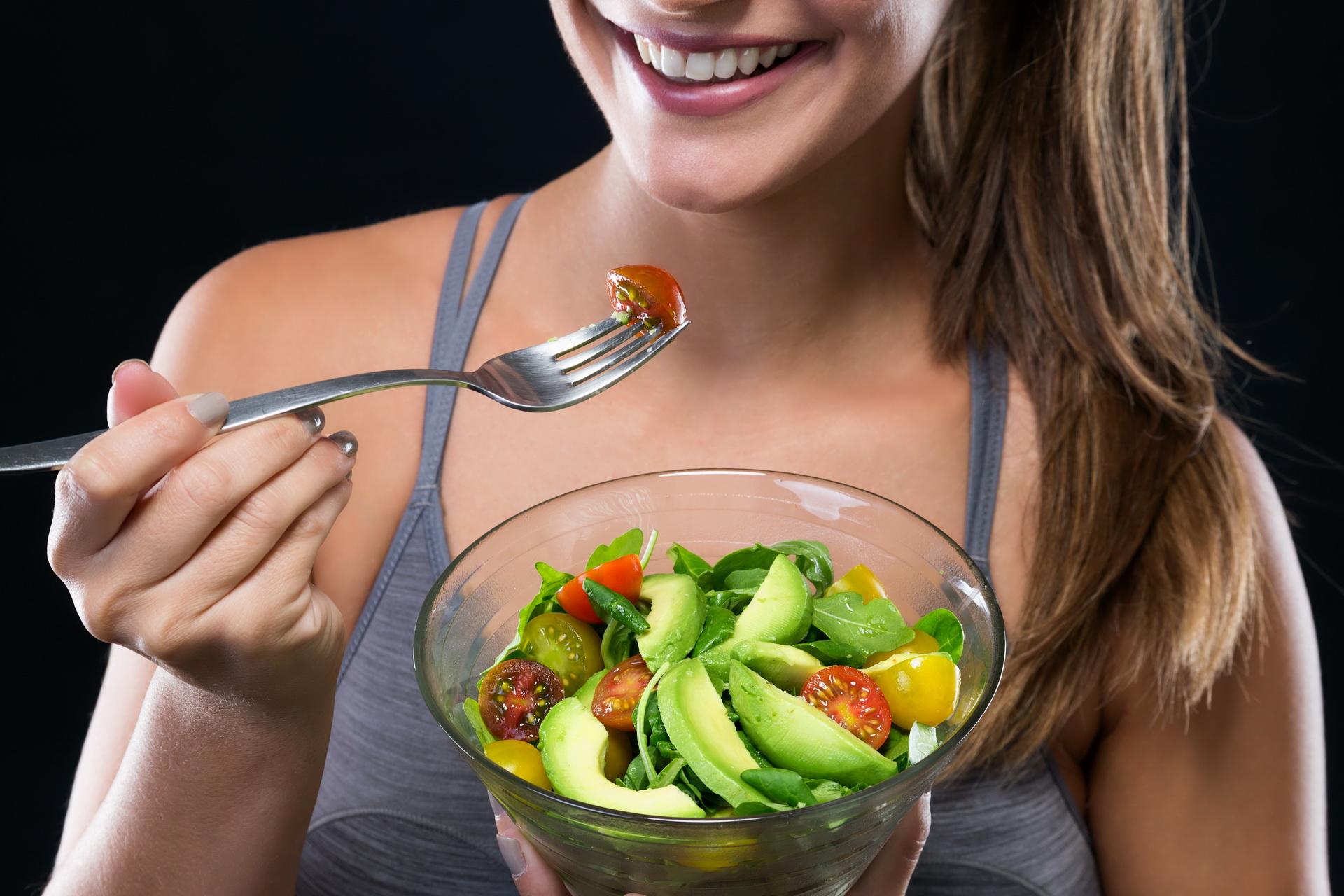 Правильно питание после диеты